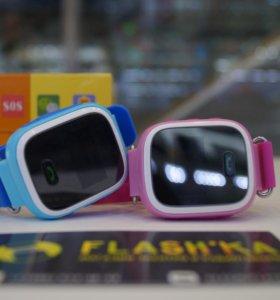 Часы детские с GPS GP-02 (GPS трекер)
