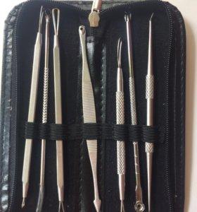 Инструменты для чистки лица