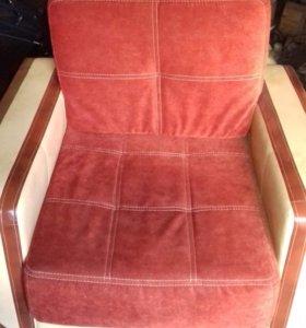 Кожаное Кресло!