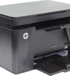 Принтер сканер HP LaserJet