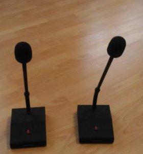 Микрофоны Byetone 2co - 2шт