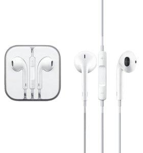 Гарнитура Apple EarPods iPhone / Samsung S7 / S8