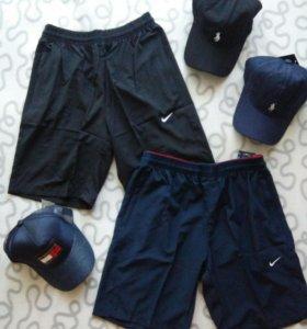 Nike мужские спортивные шорты
