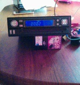 DVD магнитола