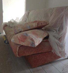 Диван кровать раскладной