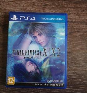 Final Fantasy X | X-2 (10, 10-2) PS4