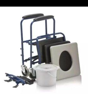 Кресло с санитарным назначением.
