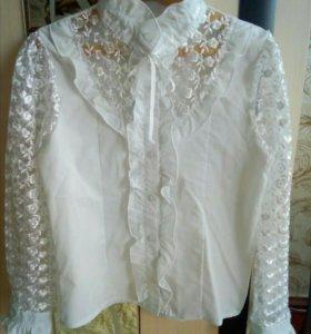 Школьная блузка !!!
