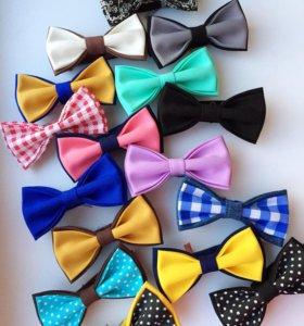 Бабочки-галстуки