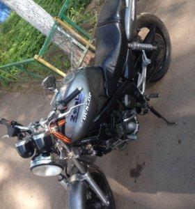 Yamaha zeal250
