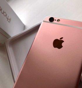 iPhone 6S Rose Gold 16Gb идеальное состояние
