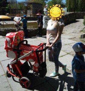 Детская коляска 3 в 1 Cosatto