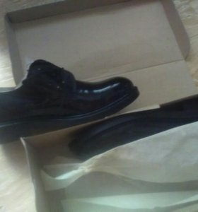 Туфли к форме офисной