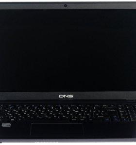 """Ноутбук 15,6"""" DNS 2 ядра 2,2 ГГц 3ГБ GeForce103M"""