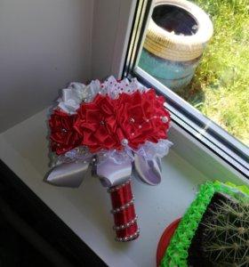 Букет дублер для невесты ручной работы
