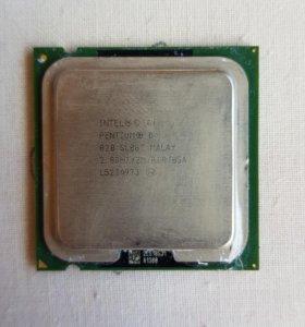 Процессор INTELL
