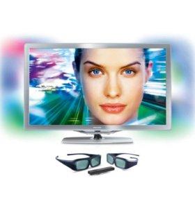 3D Телевизор Philips 40PFL8505C/60 101см.Ambilight