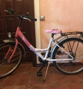 Велосипед для девочки KSCycling