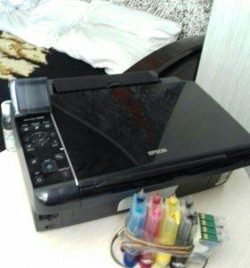 Принтер EpsonTX410