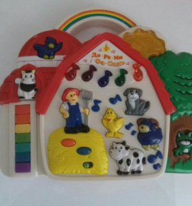 Интерактивные развивающие игрушки