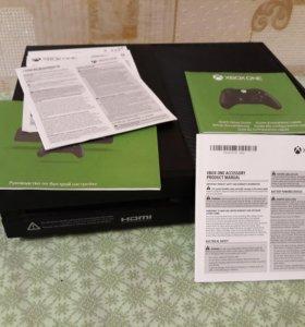 Игровая приставка XBOX ONE 1Тб
