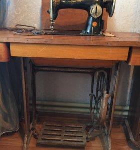 Швейная машина Подольск Union
