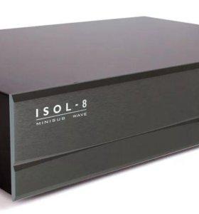 Сетевой фильтр Isol-8 Minisub wave новый