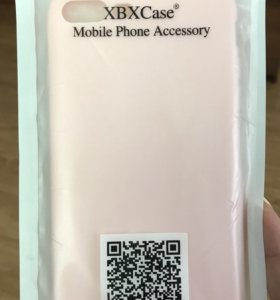 Чехол на айфон 7,8+ (новый)