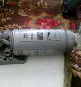 Фильтр топливный КАМАЗ грубой очистки PreLine 420