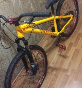 Велосипед(Маунти-байк) Stark Pusher One