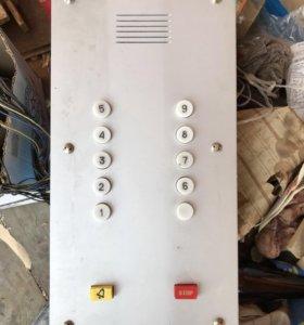 Пульт лифтовой ПЛ-7609УЗ