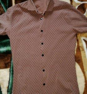 Рубашки на клепках