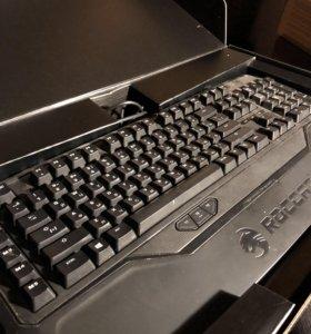 Механическая клавиатура roccat ryos mk