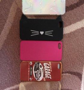 Чехлы для телефона IPhone SE