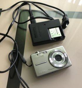 Фотоаппарат Olympus.