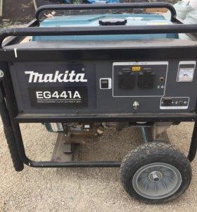 Аренда генератор Makita