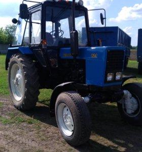 трактор мтз82.1