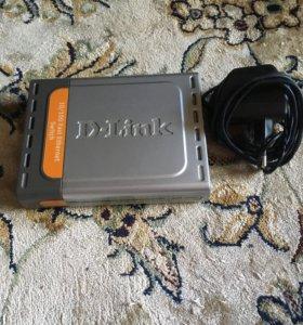 D-link свич. DES-1005D