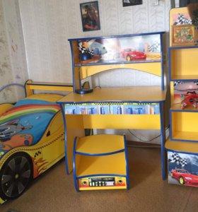 Набор детской мебели «Миникар»