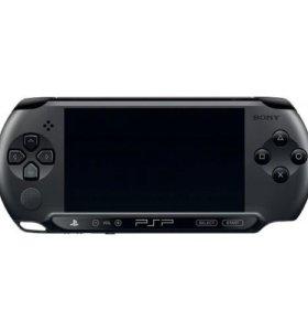 Портативная игровая консоль Sony PSP E1008/E1000