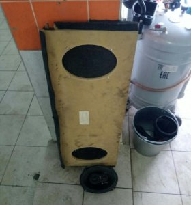 Полка акустическая ваз 2112