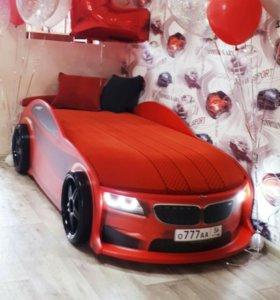Кровать машина арт 011