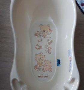 """Детская ванночка Tega Baby """"Мишка"""""""