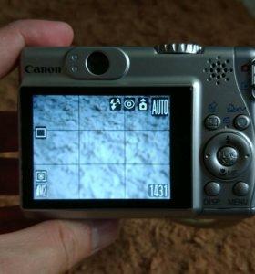 Фотоаппарат canon a540 6mpx