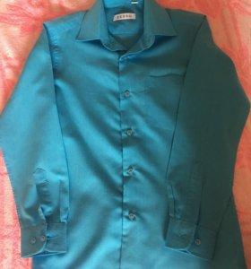 Рубашка к школе 134 р