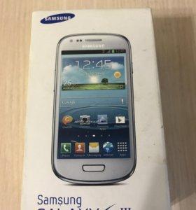 Сотовый телефон Samsung galaxy s3 mini