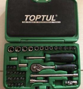 Набор инструментов Toptul