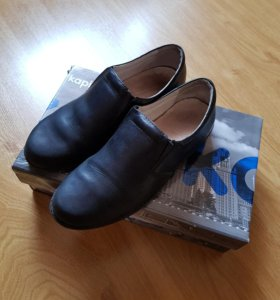 Туфли кожанные