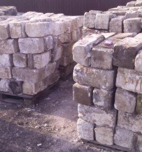 блоки меловые, шлаковые