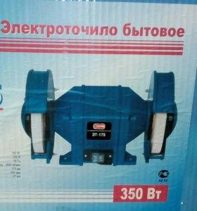 Электроточило бытовое Диолд ЭТ-175